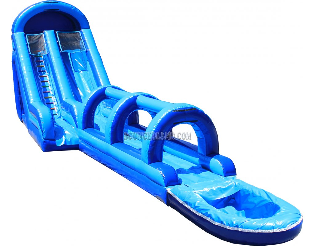 Inflatable Water Slide bouncerland: inflatable water slide 2076