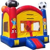 Commercial Bounce House 1007
