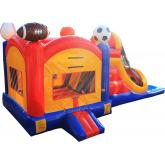 Commercial Inflatable Combo 3002P