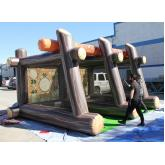 Commercial Inflatable Interactive Game 4036