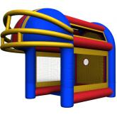 Commercial Inflatable Obstacle Course 5021