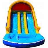 Commercial Inflatable Water Slide 2112
