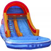 Commercial Inflatable Water Slide 2123