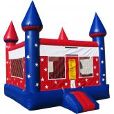 Inflatable Bounce House 1004
