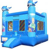 Inflatable Commercial Bounce House 1050