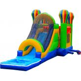 Inflatable Commercial Bouncy Combo 3006P