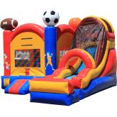 Inflatable Commercial Bouncy Combo 3017P