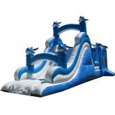 Inflatable Commercial Bouncy Combo 3030
