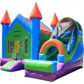 Inflatable Commercial Bouncy Combo 3050