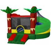 Inflatable Commercial Bouncy Combo P3002