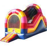 Inflatable Commercial Slide 2067