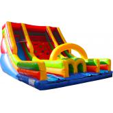 Inflatable Commercial Slide 3072