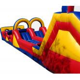 Inflatable Obstacle Course 4022