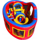 Inflatable Obstacle Course 4028
