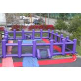 Inflatable Obstacle Course 5015