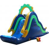 Inflatable Water Slide 2052