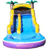 Inflatable Water Slide 2132