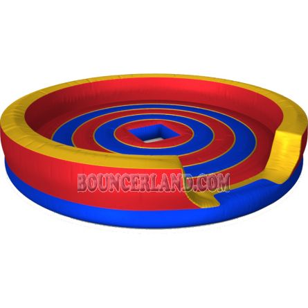 Commercial Inflatable Obstacle Course 5024