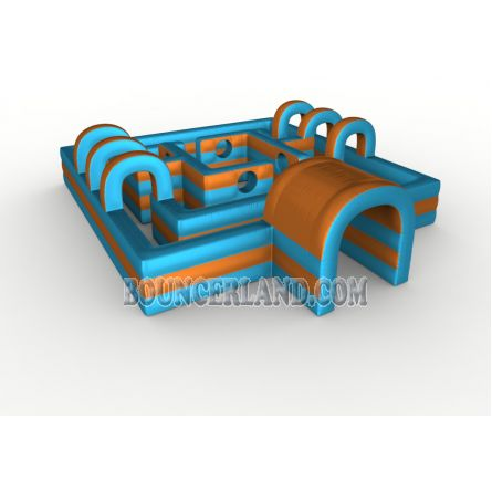 Commercial Inflatable Obstacle Course 5028