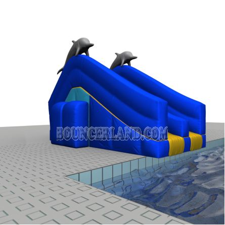 Commercial Water Slide 2109